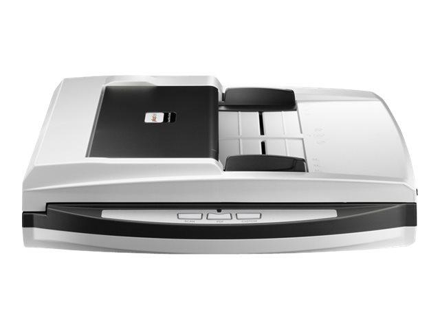Plustek SmartOffice PN2040 - Dokumentenscanner - Duplex - 220 x 356 mm - 600 dpi x 600 dpi - bis zu 20 Seiten/Min. (einfarbig) /