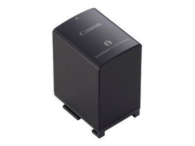 Canon BP-828 - Batterie - Li-Ion - 2670 mAh - für Canon XA15, XA40, XA45, XA50, XA55; LEGRIA HF G26, HF G50, HF G60; VIXIA HF G5