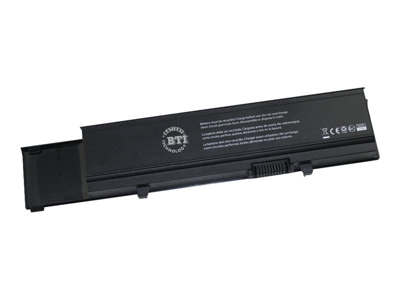 BTI DL-V3400 - Laptop-Batterie - Lithium-Ionen - 6 Zellen - 5200 mAh - für Dell Vostro 3400, 3460, 3500, 3700