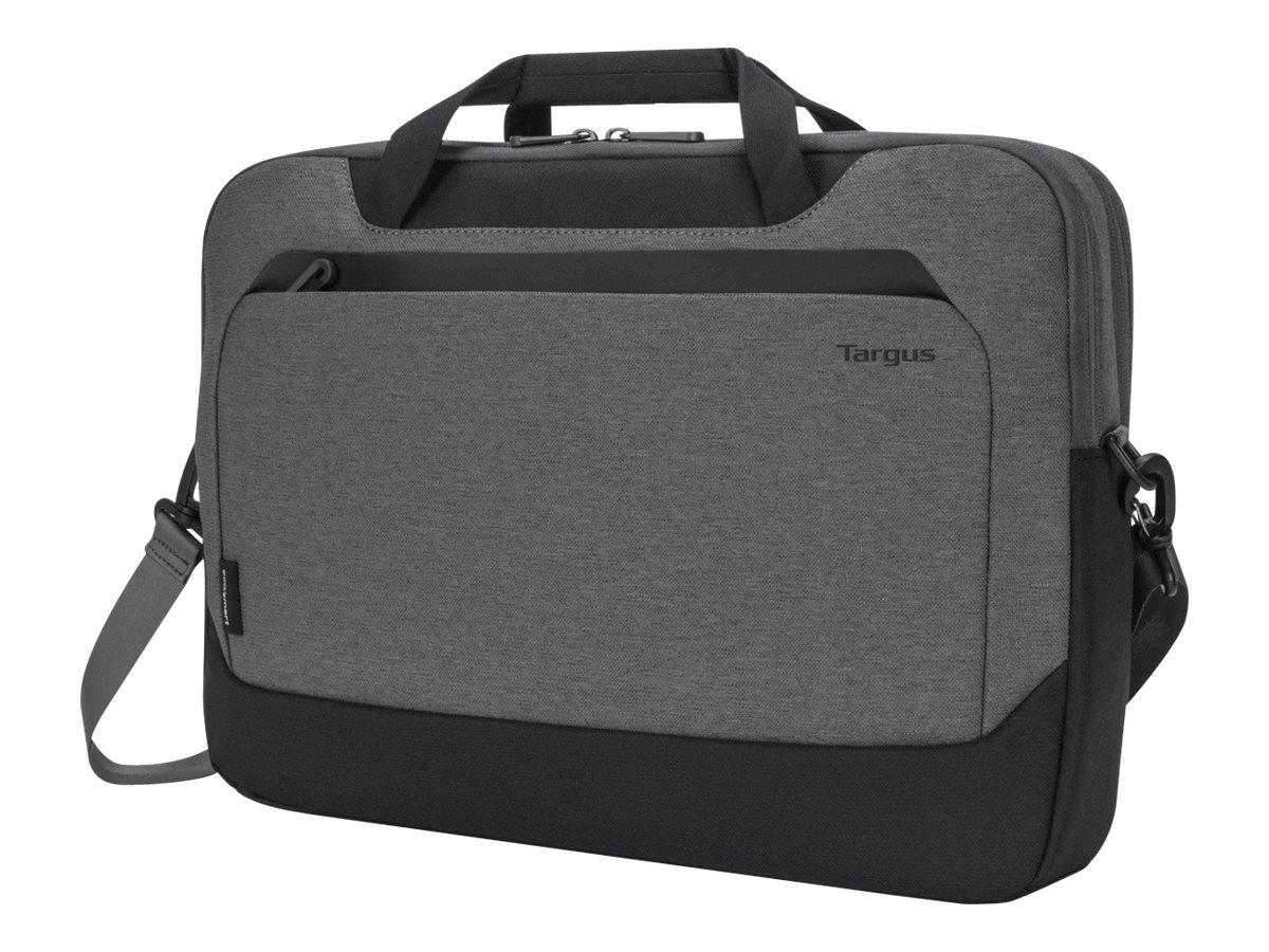 Targus Cypress Briefcase with EcoSmart - Notebook-Tasche - 39.6 cm (15.6