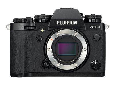 Fujifilm X Series X-T3 - Digitalkamera - spiegellos - 26.1 MPix - APS-C - 4K / 60 BpS