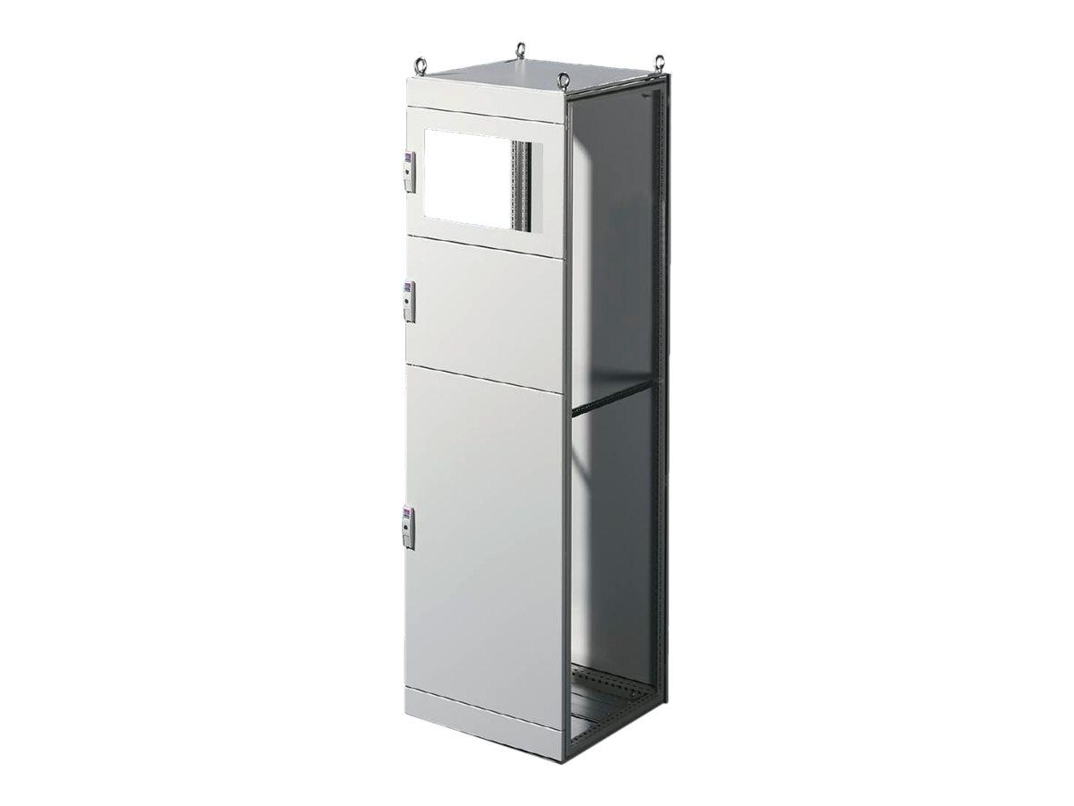Rittal SV Partial Door - Rack-Tür - RAL 7035