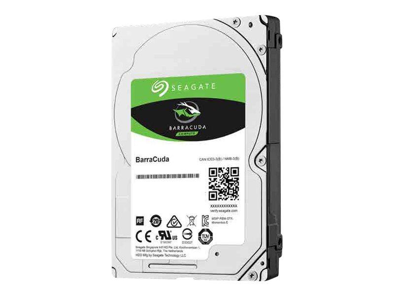 Seagate Guardian BarraCuda ST4000LM024 - Festplatte - 4 TB - intern - 2.5
