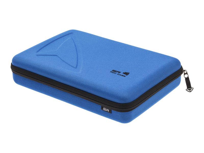 SP P.O.V. 3.0 Large - Tasche Camcorder - Blau - für GoPro HD HERO; HD HERO2; HERO3; HERO3+