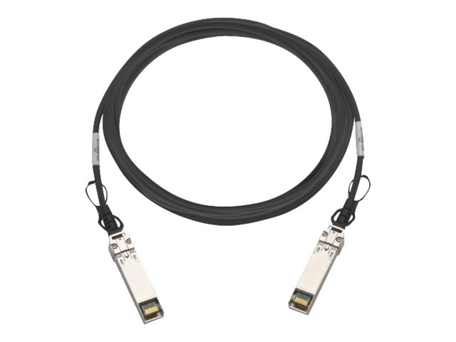 QNAP CAB-DAC30M-SFPP-DEC02 - 10GBase Direktanschlusskabel - SFP+ bis SFP+ - 3 m - twinaxial