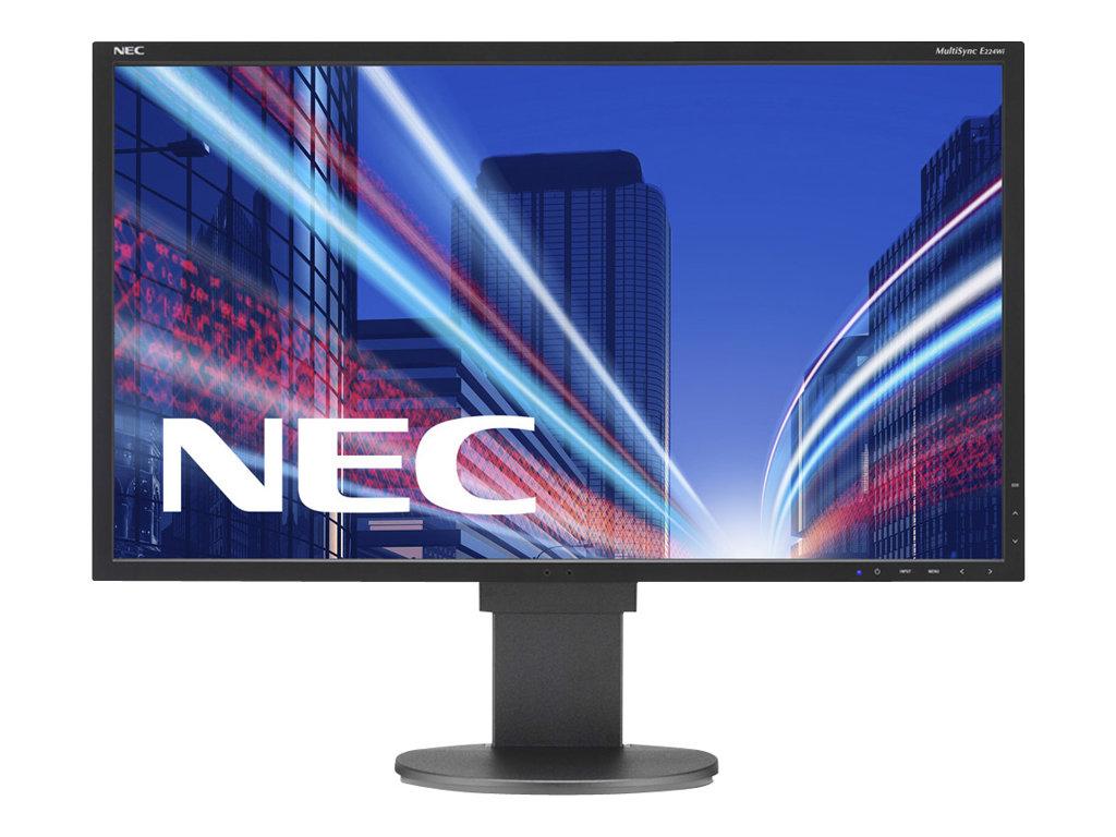 NEC MultiSync E224Wi - LED-Monitor - 55.9 cm (22