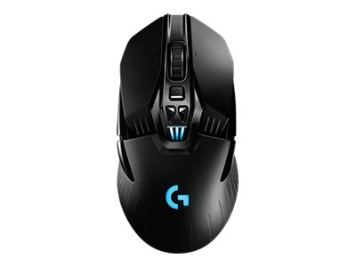 Logitech Gaming Mouse G903 - Maus - rechts- und linkshändig - optisch - 11 Tasten - kabellos, kabelgebunden