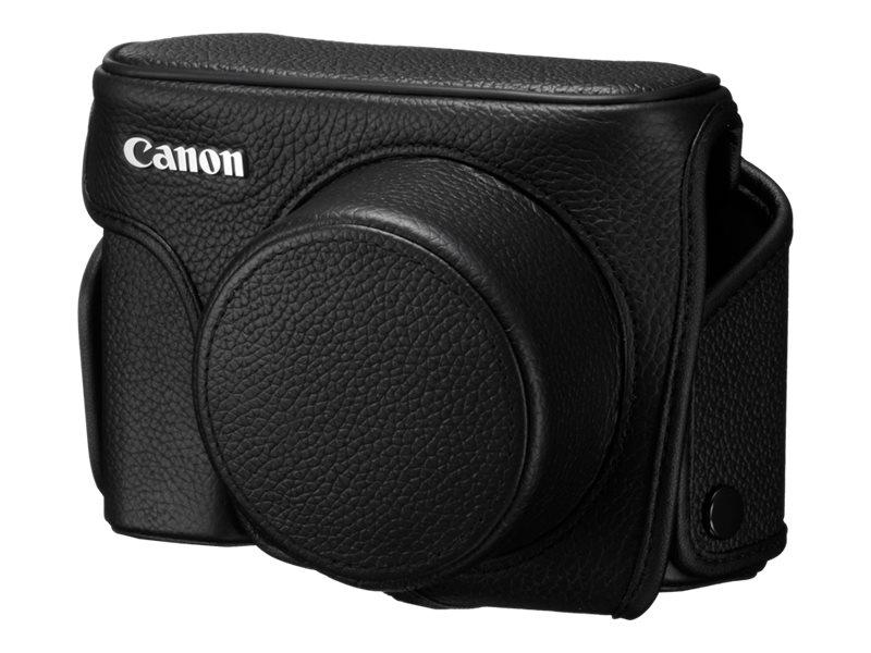 Canon SCDC75 - Tasche für Kamera - weiches Leder - Schwarz - für PowerShot G1 X