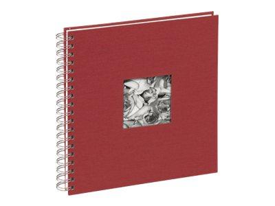 Pagna Passepartout - Album - Leinen - Rot x 1