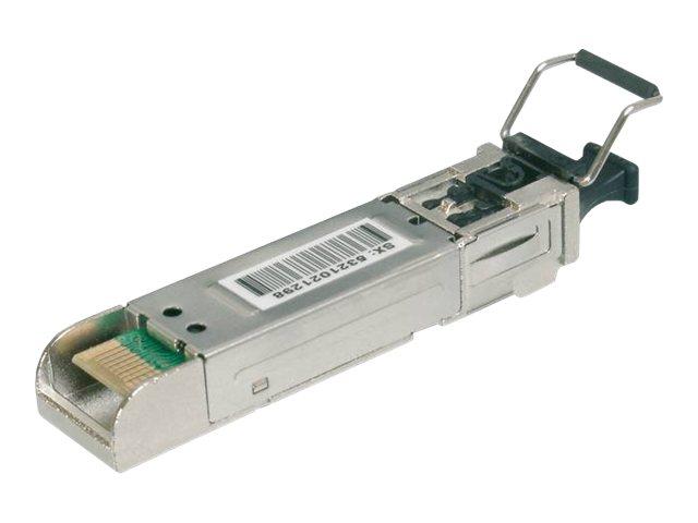 DIGITUS DN-81101 - SFP (Mini-GBIC)-Transceiver-Modul - LC Multi-Mode - bis zu 2 km - 1310 nm