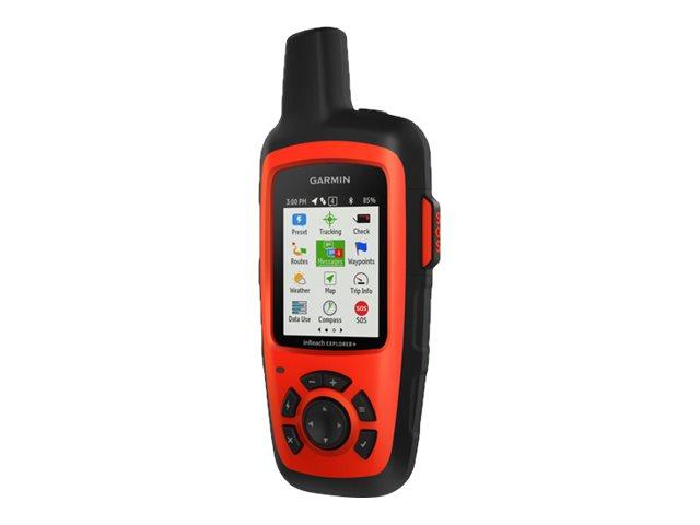Garmin inReach Explorer+ - GPS-Navigationsgerät - Wandern 2.31 Zoll