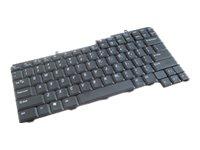 Dell - Tastatur - hinterleuchtet - Dänisch - für Dell Latitude E7250