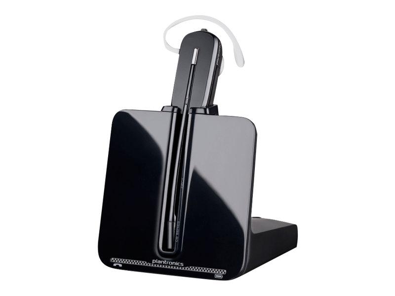 Poly CS 540A - CS500 Series - Headset-System - konvertierbar - DECT - kabellos