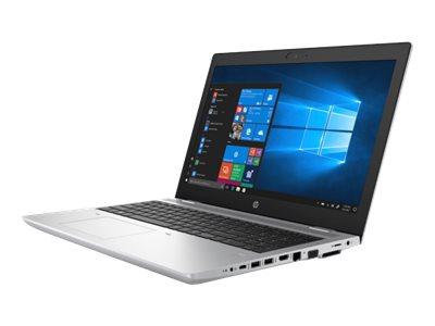 HP ProBook 650 G5 - Core i5 8365U / 1.6 GHz - Win 10 Pro 64-Bit - 8 GB RAM - 256 GB SSD - DVD-Writer