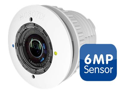 MOBOTIX Sensor module Day B036 - Kamerasensormodul mit Mikrofon - Decke montierbar, Wand montierbar - Innenbereich, Aussenbereic