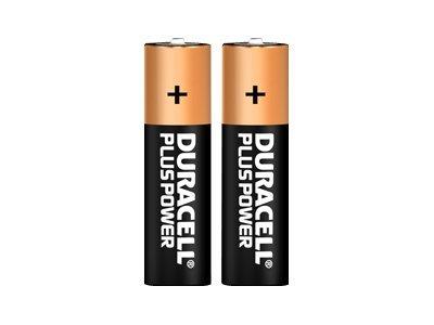 Duracell Plus Power MN1500 - Batterie 20 x AA-Typ - Alkalisch
