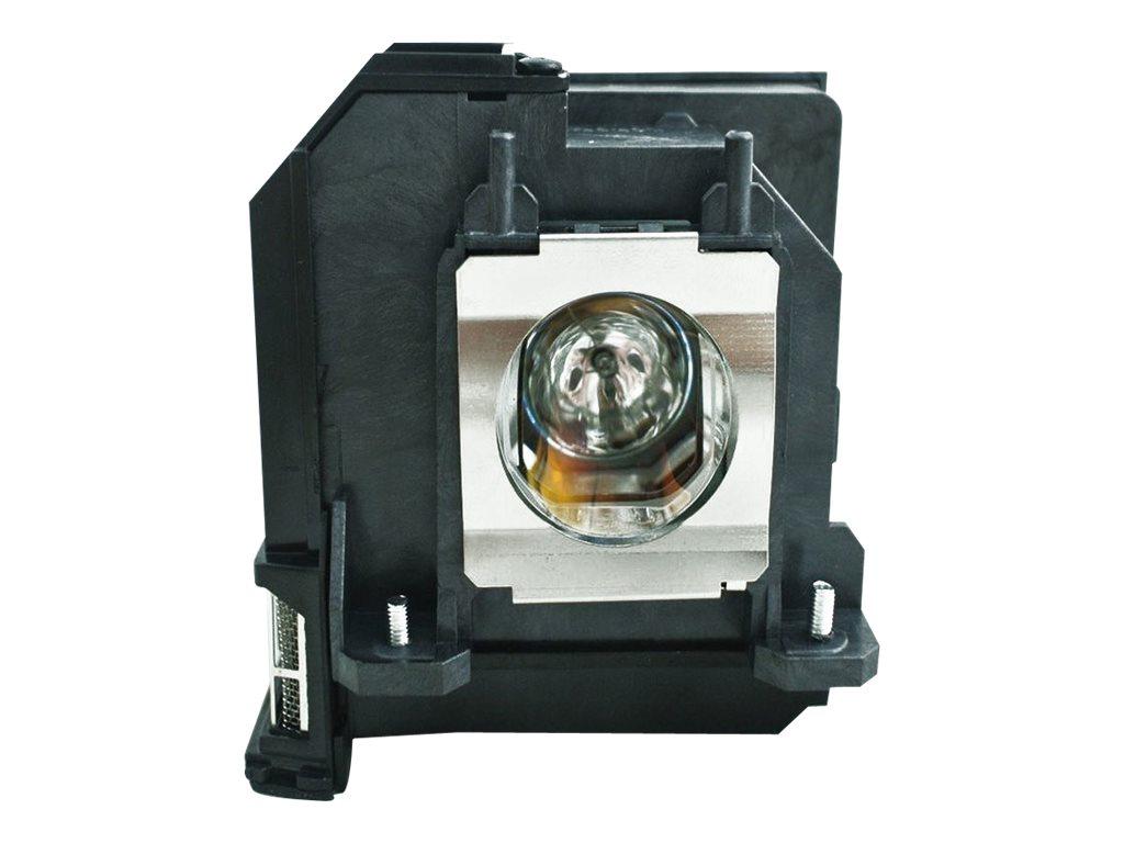 V7 - Projektorlampe (gleichwertig mit: Epson V13H010L80) - 4000 Stunde(n) - für Epson EB-1420, EB-1430, EB-585, EB-595; BrightLi