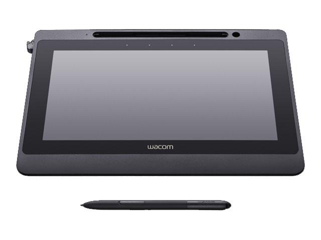 Wacom DTU-1141B - Digitalisierer mit LCD Anzeige - 22.32 x 12.56 cm - elektromagnetisch - 4 Tasten - kabelgebunden