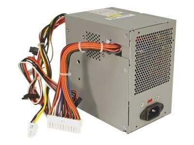 Dell - Stromversorgung - 305 Watt - PFC - wiederhergestellt - für Dimension E520, E520N, E521, E521N (305 Watt); OptiPlex 330, 3
