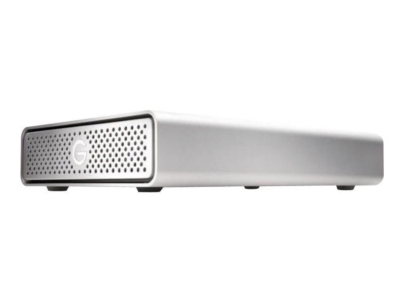 G-Technology G-DRIVE USB G1 GDREU3G1EB100001BDB - Festplatte - 10 TB - extern (Stationär) - USB 3.0 - 7200 rpm