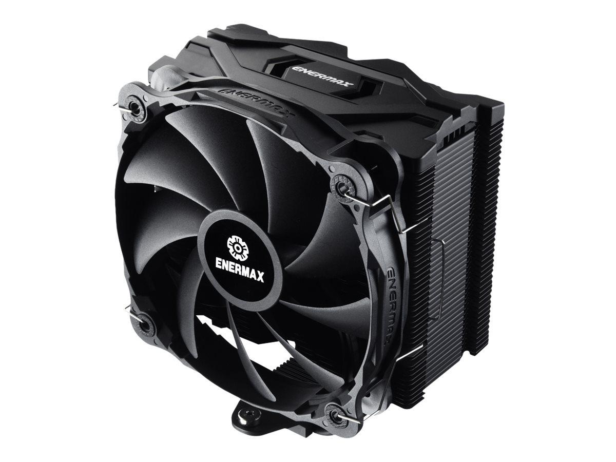 Enermax ETS-F40-FS - Prozessor-Luftkühler - (für: LGA775, LGA1156, AM2, AM2+, LGA1366, AM3, LGA1155, AM3+, FM1, FM2, LGA1150, FM