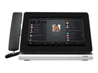 Gigaset PRO Maxwell 10S - Paket 1 - IP-Videotelefon - Digitalkamera, Bluetooth-Schnittstelle - DECT\GAP\CAT-iq - SIP