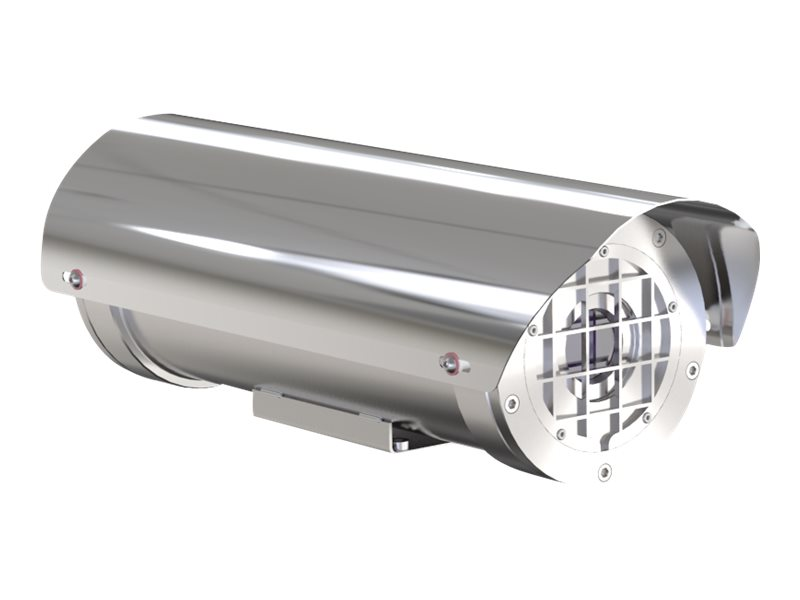 AXIS XF40-Q2901 Explosion-Protected Temperature Alarm Camera - INMETRO - Thermo-Netzwerkkamera - Aussenbereich - explosionssiche