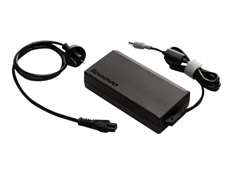 Lenovo ThinkPad 170W AC Adapter - Netzteil - Wechselstrom 100-240 V - 170 Watt - Schweiz - für ThinkPad W520 4249, 4260, 4270, 4