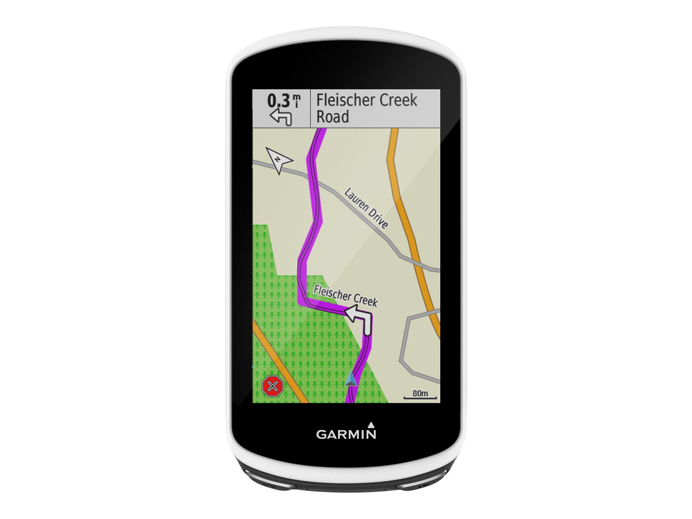 Garmin Edge 1030 - GPS-/GLONASS-Navigationssystem - Fahrrad 3.5