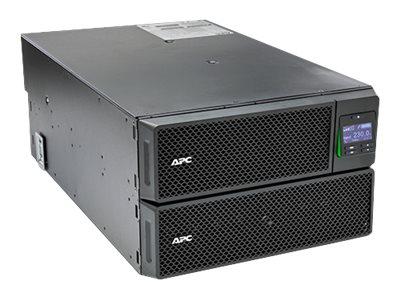 APC Smart-UPS SRT 10000VA RM - USV (Rack - einbaufähig) - Wechselstrom 220/230/240/380/400/415 V - 10 kW - 10000 VA