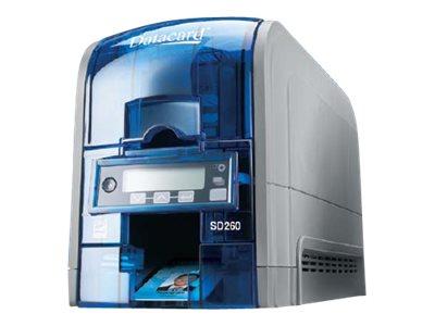 Datacard SD260S - Plastikkartendrucker - Farbe - Thermosublimation/thermische Übertragung - CR-80 Card (85.6 x 54 mm) - bis zu 8