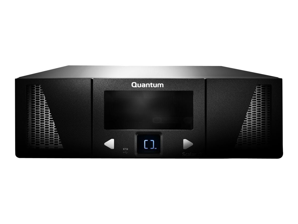 Quantum Scalar i3 Control Module with 3U Expansion Module - Bandbibliothek - 600 TB / 1500 TB - Steckplätze: 100 - keine Bandlau