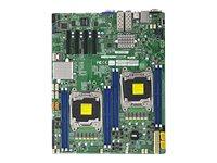 SUPERMICRO X10DRD-iTP - Motherboard - Erweitertes ATX - LGA2011-v3-Sockel - 2 Unterstützte CPUs - C612