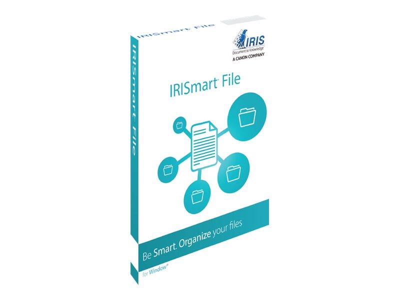 IRIS Smart File - (v. 10) - Lizenz - 1 Benutzer - Download - ESD