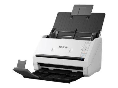 Epson WorkForce DS-770 - Dokumentenscanner - Duplex - A4/Legal - 600 dpi x 600 dpi - bis zu 45 Seiten/Min. (einfarbig) / bis zu