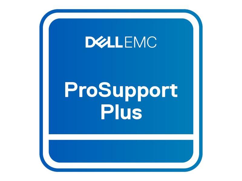 Dell Erweiterung von 3 jahre Next Business Day auf 5 jahre ProSupport Plus - Serviceerweiterung - Arbeitszeit und Ersatzteile -