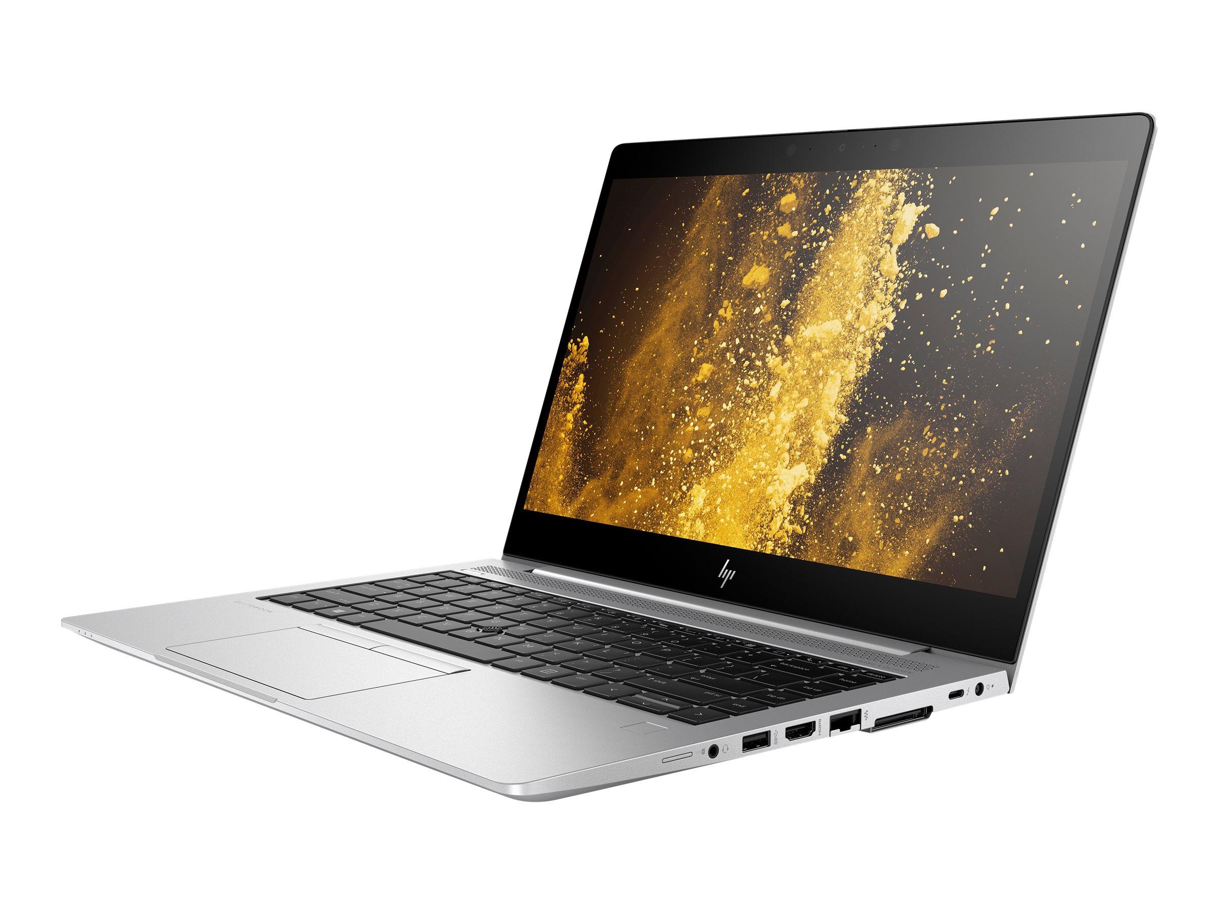 HP EliteBook 840 G6 - Core i7 8565U / 1.8 GHz - Win 10 Pro 64-Bit - 16 GB RAM - 512 GB SSD NVMe, HP Value - 35.56 cm (14