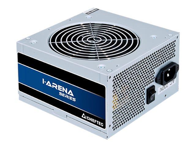Chieftec iARENA GPB-450S - Stromversorgung (intern) - ATX12V 2.3 - 80 PLUS Bronze - Wechselstrom 230 V - 450 Watt