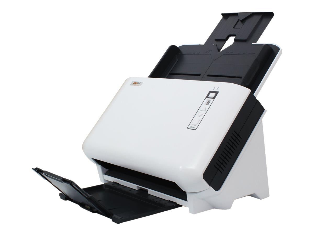 Plustek SmartOffice SC8016U - Dokumentenscanner - Duplex - A3 - 600 dpi x 600 dpi - bis zu 80 Seiten/Min. (einfarbig) / bis zu 8