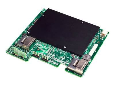 Intel Integrated Server RAID Module RMS2MH080 - Speichercontroller (RAID) - SATA 6Gb/s / SAS 6Gb/s - 6 Gbit/s - RAID 0, 1, 5, 6,