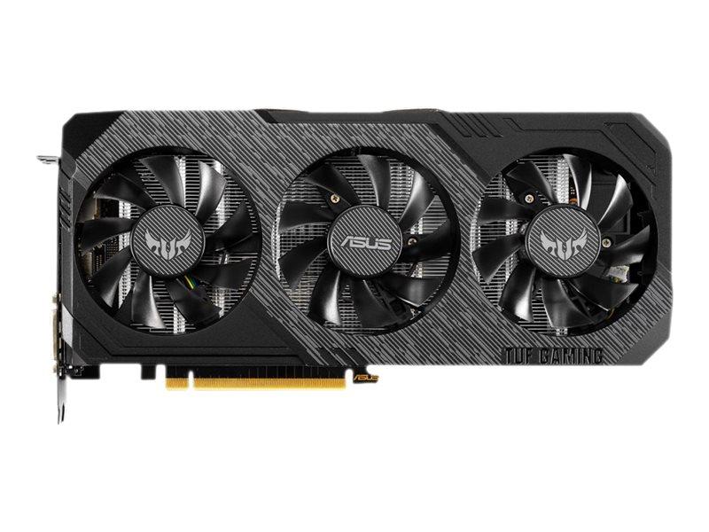 ASUS TUF3-GTX1660-O6G-GAMING - OC Edition - Grafikkarten - GF GTX 1660 - 6 GB GDDR5 - PCIe 3.0 x16