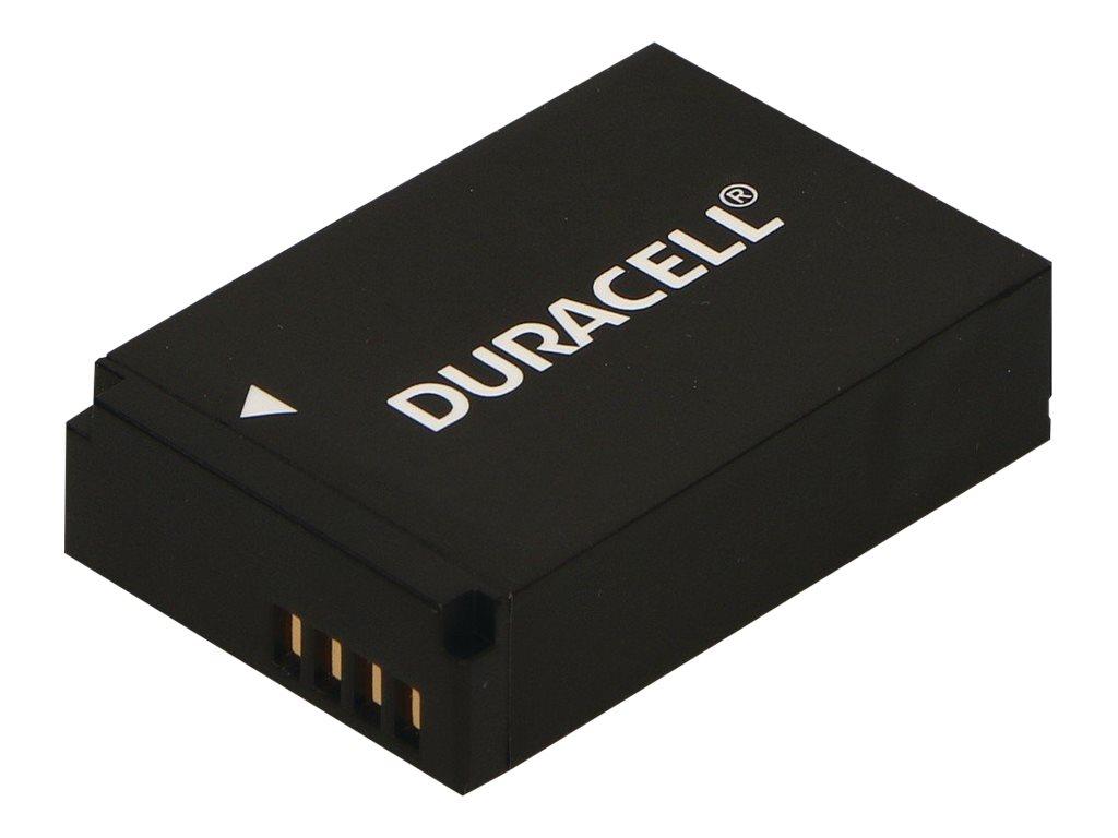 Duracell - Batterie - Li-Ion - 800 mAh - für Canon EOS 100D, Kiss M, Kiss X7, M, M10, M100, M2, M50, Rebel SL1; PowerShot SX70 H