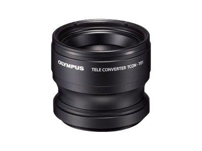 Olympus TCON-T01 - Konverter - für Stylus Tough TG-2, TG-2 iHS, TG-3, TG-4; Tough TG-1, TG-1 iHS, TG-3, TG-4, TG-5, TG-6