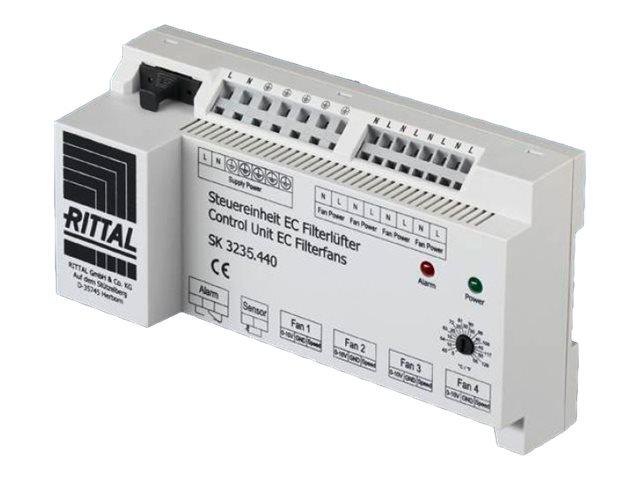 Rittal SK - Rackgebläse-Geschwindigkeitsregler - Wechselstrom 100-250 V