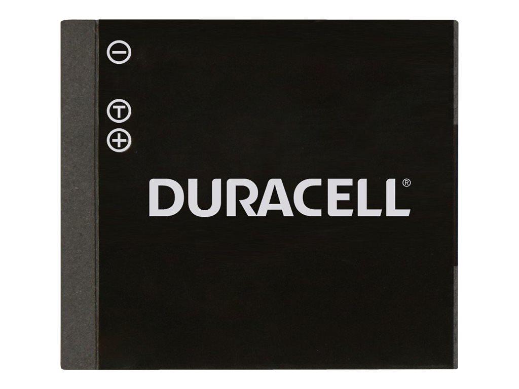 Duracell DR9969 - Batterie - Li-Ion - 700 mAh - für Panasonic Lumix DMC-FP7EP-K, FP7EP-R, FS18, FS22, S1EG-K, S1EP-K, S1K, S3EP-
