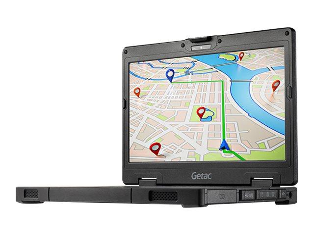 Getac S410 G2 - Core i5 8350U / 1.7 GHz - Win 10 Pro - 8 GB RAM - 512 GB SSD TCG Opal Encryption 2 - 35.6 cm (14