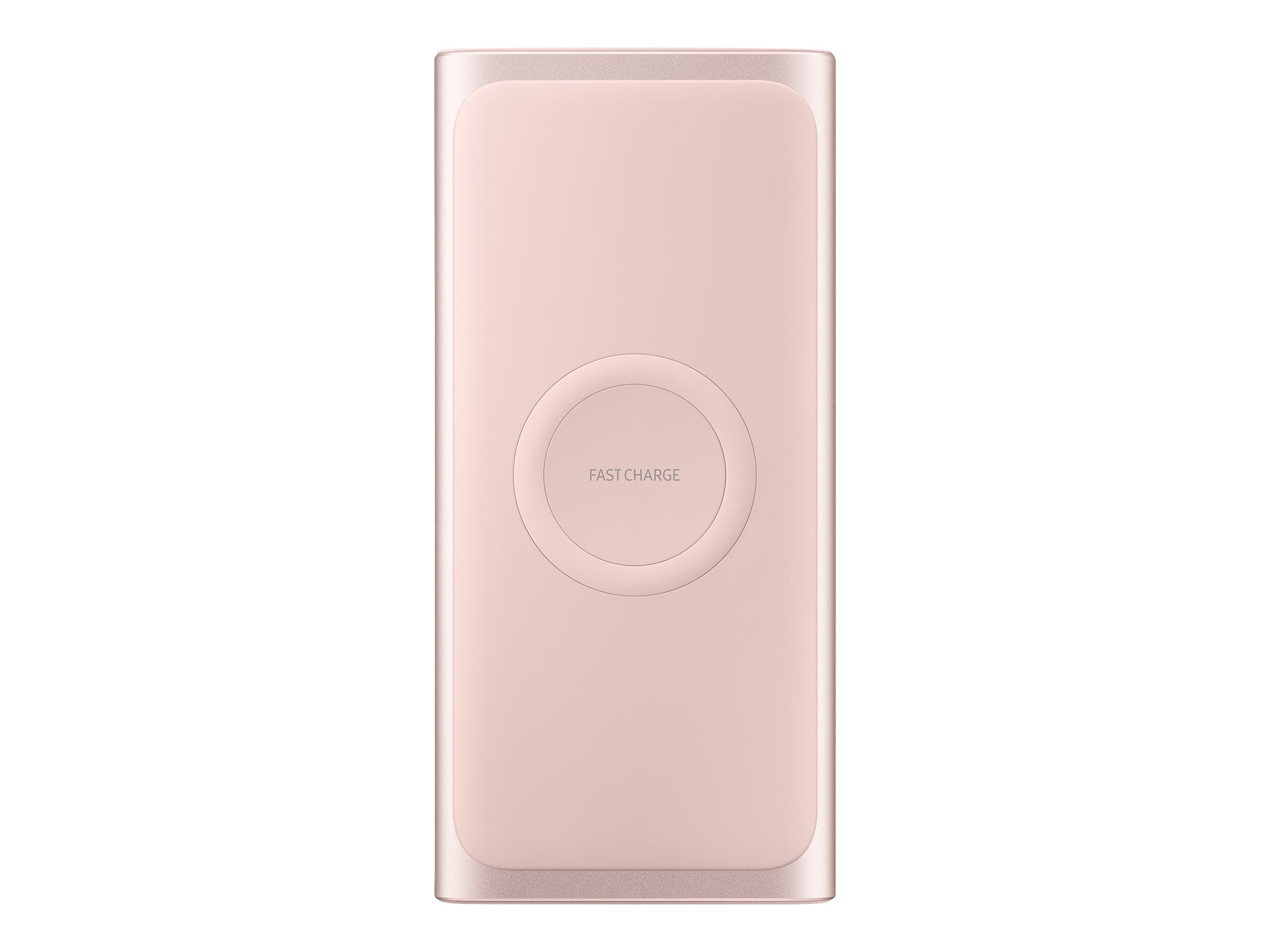 Samsung Wireless Battery Pack EB-U1200 - Matte für kabelloses Laden / Powerbank - 10000 mAh - 2 A - Fast Charge (USB) - auf Kabe