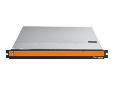 Promise Vess Orange A6120-AS - NVR - 2 x 2 TB - netzwerkfähig - 1U - Rack