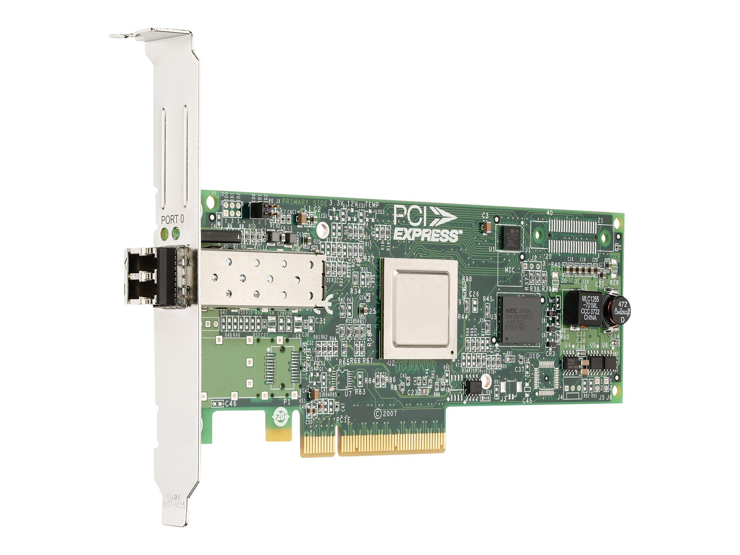 Emulex LPe12000-M8 8GFC, single-port HBA - Netzwerkadapter - PCIe x8 - 8Gb Fibre Channel