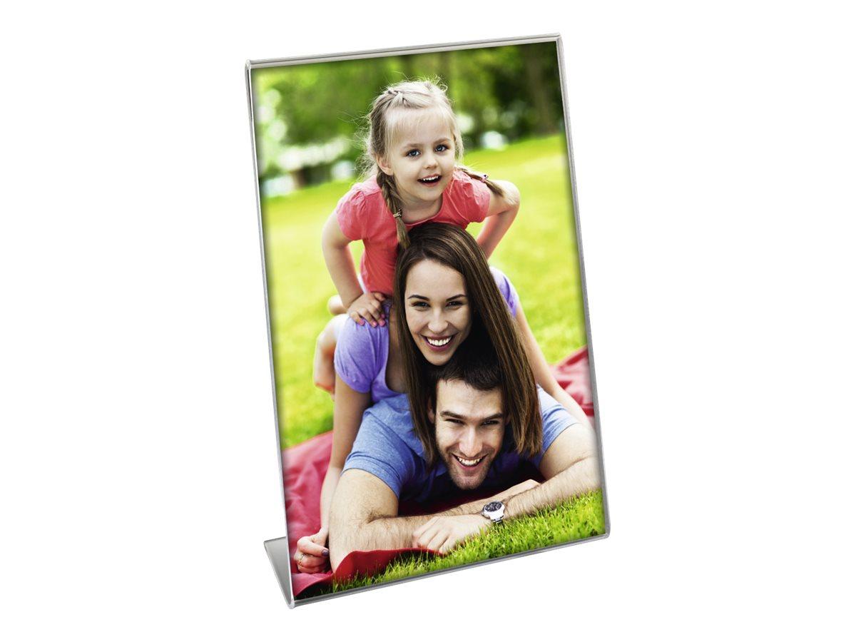Hama Portrait Frame - Fotorahmen - Konzipiert für: 4x6 Zoll (10x15 cm) - Acryl - rechteckig